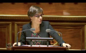 Sophie Taillé Polian: intervention au Conseil Municipal du 20 Avril 2020